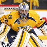 Pekka Rinne encouraged by strong finish to season