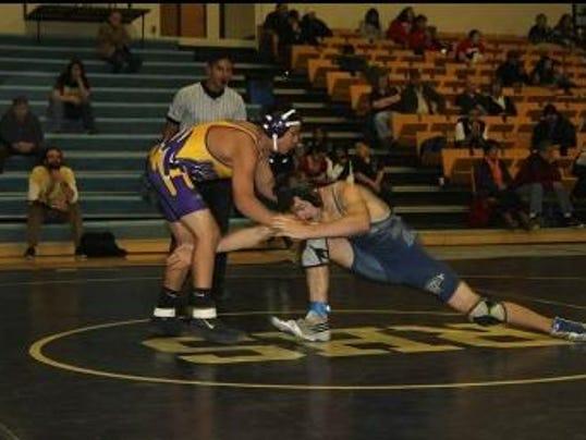 RHS Wrestlingmatch