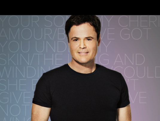 "osmond chat rooms 25 random things about donny osmond  that way on the gold star on his dressing room door 7  crazy horses"" within the span of a half-hour chat."