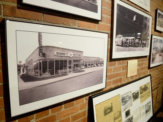 The History Museum, at 422 2nd St. S., is celebrating