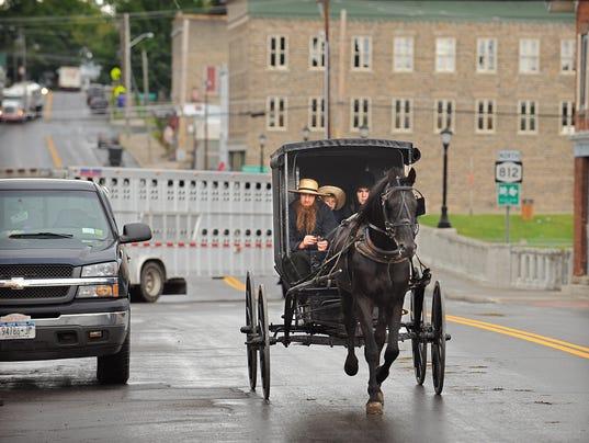 Missing Amish Girls