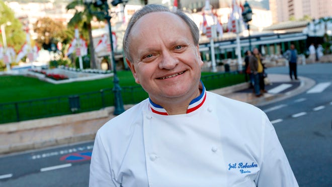 In 2016, Joel Robuchon set a record for the most Michelin stars in one year: 32.