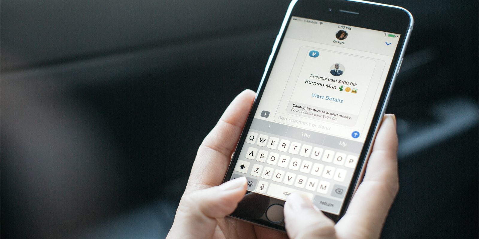 Venmo did what with my data? My location was shared when I paid with the app