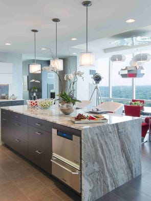 Jeff Eakley, the senior designer at Bilotta Kitchens,