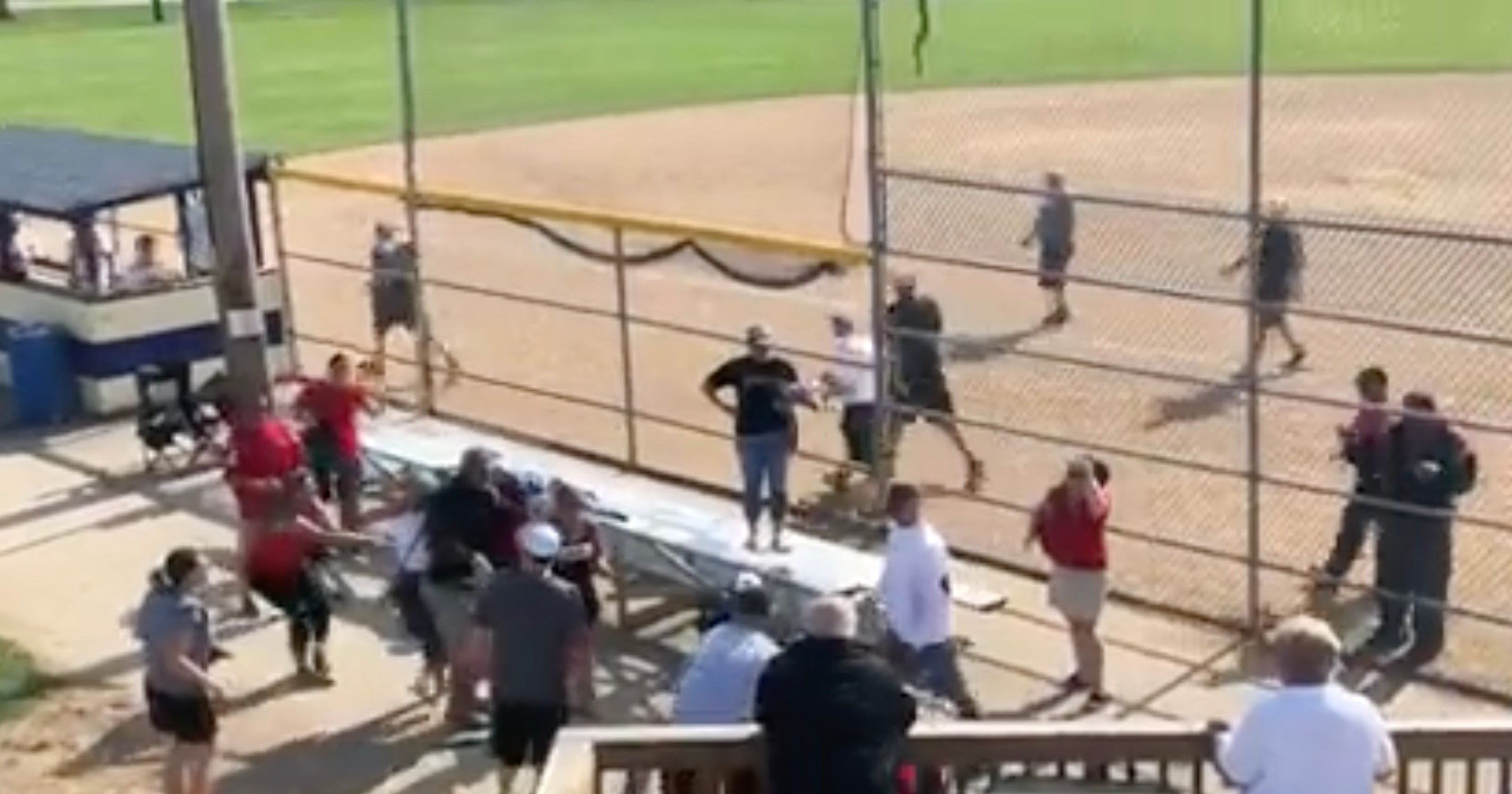 Fight at Indianapolis Sports Park shows intensity of youth