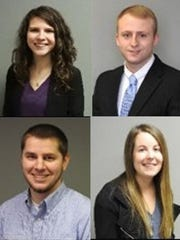 These people recently received promotions at Smith