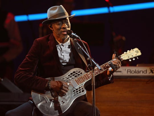 Grammy-winning blues artist Keb' Mo' will be at this year's Tin Pan South Songwriters Festival.