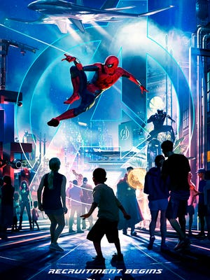 A new Super Hero-themed land will begin recruiting guests in 2020 at Disneyland Resort, with even more new experiences to follow. The Guardians of the Galaxy will be joined by Spider-Man and the Avengers in what will become a completely immersive Super Hero universe at Disney California Adventure park.