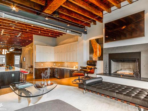 Derek Jeter Living Room