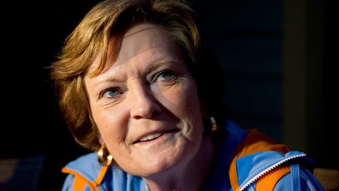 A public celebration of life services for Summitt has been scheduled for 7 p.m. ET July 14 at Thompson-Boling Arena on the Tennessee campus.