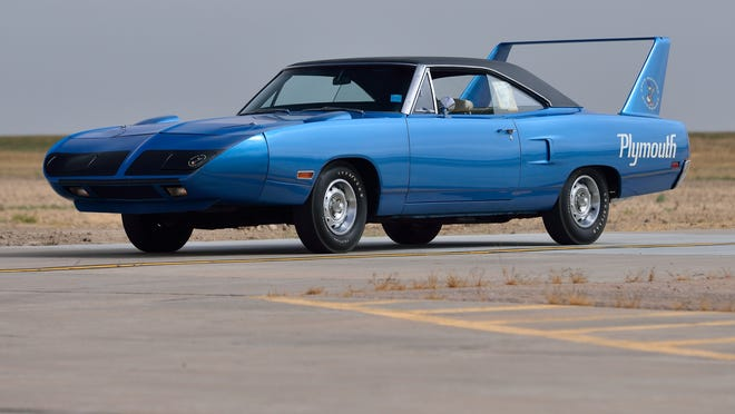 Million-dollar muscle cars coming to Mecum's Florida auction