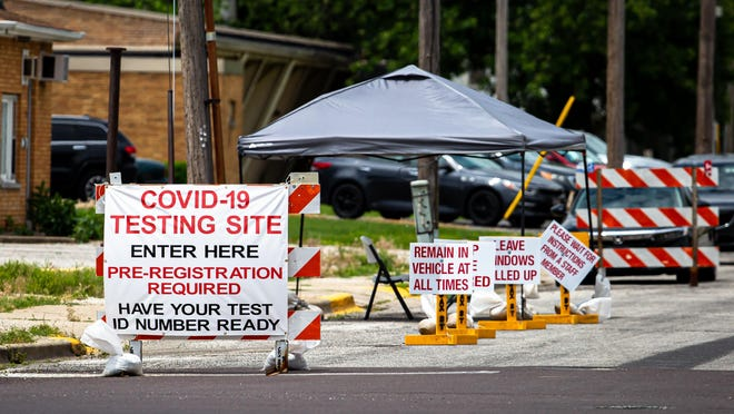 Morgan County has seen a significant increase in COVID-19 cases, according to Administrator Dale Bainter. The Morgan County COVID-19 testing site in Jacksonville located off of Dunlap Court and West Morgan Street is open Monday, Wednesday and Friday from 10 a.m. to 1 p.m. and pre-registration is required.