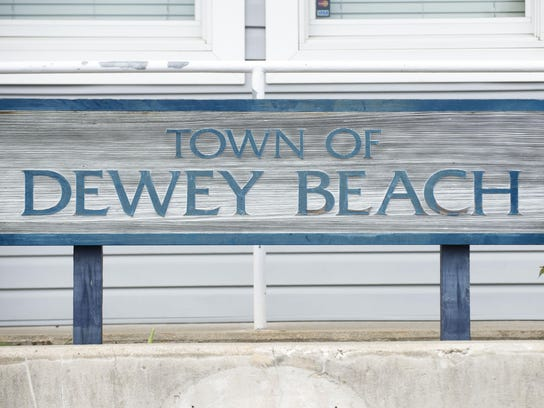 Dewey Beach officials debated the town manager's and