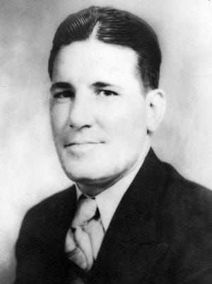 John Mann in 1939.  In 1944, he served as Master for the Acacia Lodge #163 in Stuart.