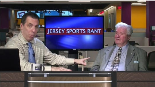 Jersey Sports Rant - Aug. 21