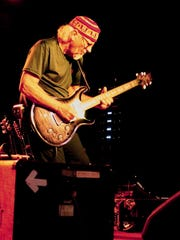 Martin Barre, former guitarist for Jethro Tull, performed