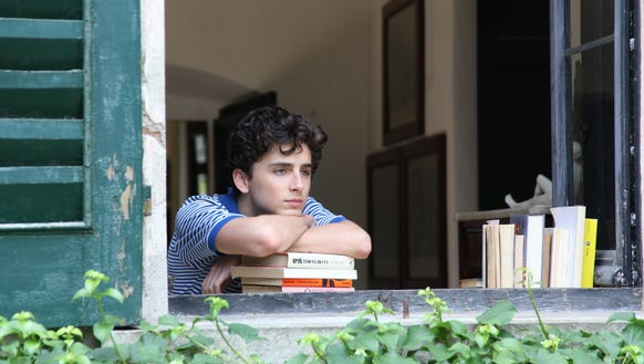"""Timothée Chalamet stars in """"Call Me By Your Name."""""""