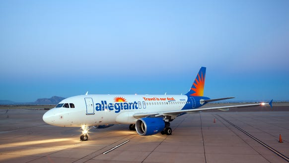 Allegiant Expands In Destin Up To 21 Non Stop Destinations