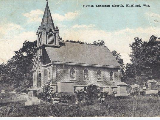 Danish Lutheran Church, Hartland