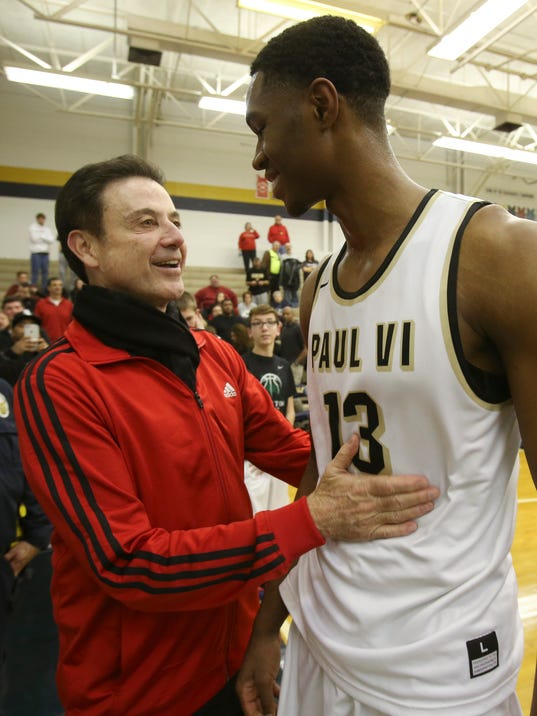 Louisville basketball five star signee vj king looking for King fish louisville