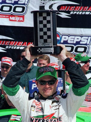 Bobby Labonte was one of 20 nominees for the 2018 class of the NASCAR Hall of Fame, which was announced on Wednesday.
