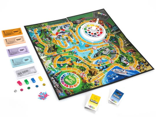 New occupations have been added to The Game Of Life,