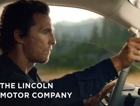Oscar Winners Pair With Lincoln On Tv Ads Debuting New Year S Day