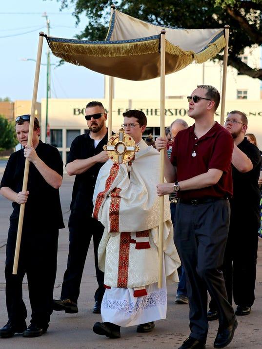 St. Benedict Orthodox Church prays for health of America