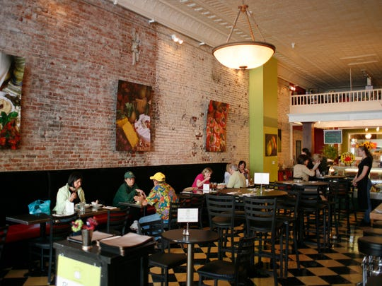 Wild Pear, located at 372 State Street, scored a 100 on its semi-annual restaurant inspection April 16.