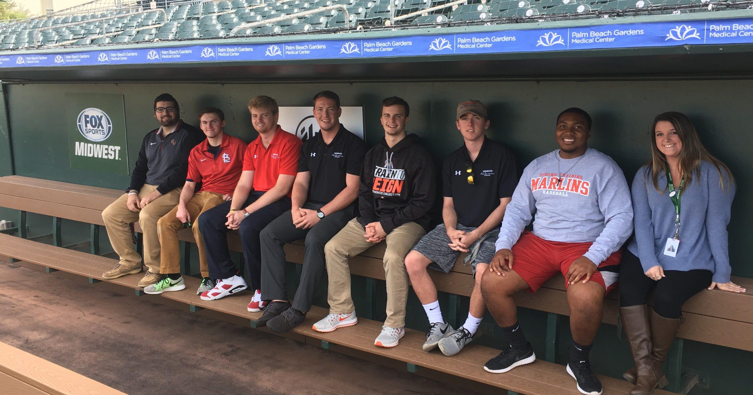 Roger Dean Chevrolet Stadium sees Hamerheads, Cardinals