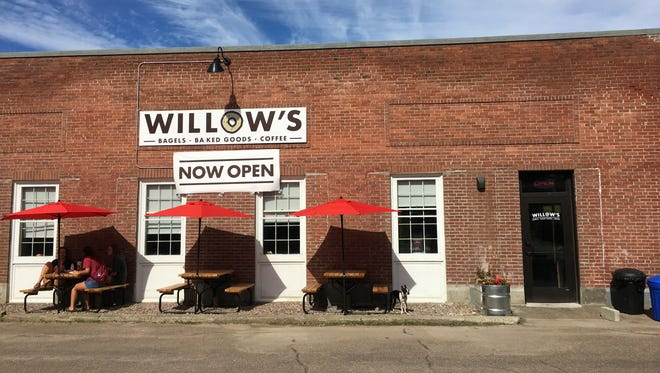 Willow's Bagels, located at 71 S. Union St. in downtown Burlington, is hoping to use traditional cooking methods to bring about new flavors.