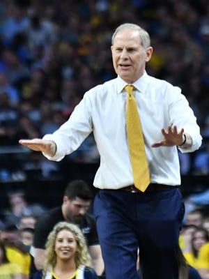 Michigan head coach John Beilein tweeted on Wednesday that he'll be back as Michigan's men's basketball coach.