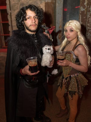 Brewery Ommegang celebrated its Seven Kingdoms Hoppy Wheat earlier this month at Eastern State Penitentiary in Philadelphia.