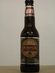 Brandy Barrel-Aged Imperial Pumpkin Ale, imperial pumpkin