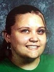Kaylia Ferguson, 17, was reported missing from the Indiana School for the Blind at about 3 p.m. on Tuesday, Aug. 19. Kaylia is a white female, 5-foot-3, 200 pounds, who was last seen wearing a teal blouse and blue jeans. She also uses a white cane for mobility.