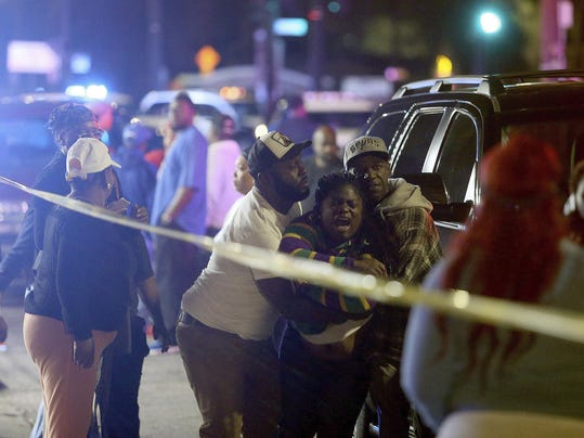 Fatal Shooting New Orleans