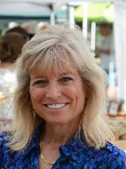 Deb Logan, director of the Blue Zones Project—Southwest Florida
