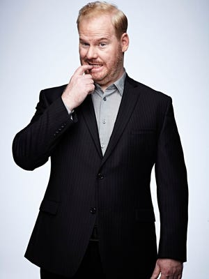 Jim Gaffigan performs Saturday at 7 and 10 p.m. in Borgata's Event Center.
