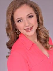 Olivia Henderson has earned a scholarship from the Fountain Inn Music Club.