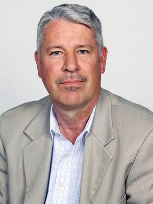UTEP Professor of Anthropology Howard Campbell