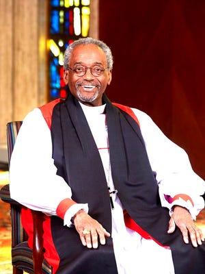 Presiding Bishop Michael Curry.