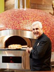 Anoosh Shariat owns Noosh Nosh restaurant