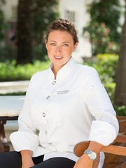 Executive Chef Lauren Callighen