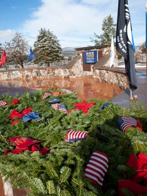Wreaths Across America is coming to Fort Bayard. The cost is $15 per wreath. Last year, more than 1.2 million wreaths were placed across the U.S. and overseas.