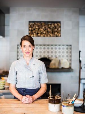 Henrietta Red owner and executive chef Julia Sullivan