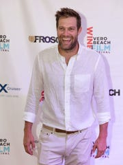 Geoff Stults at the 2017 Vero Beach Wine + Film Festival.