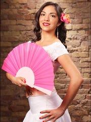 "Angelica Chagolla will perform in ""Retorno Al Hogar"" on Feb. 24 in Socorro."