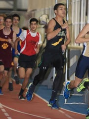Keith Flagg reached a rank of second in the state in the 3A 1600 and 3200 meters.