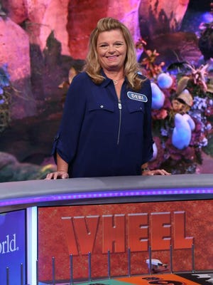 """Debbie (Debi) Oliva is an Anderson native who will appear on """"Wheel of Fortune"""" Thursday, May 3, at 7 p.m. on WLOS."""