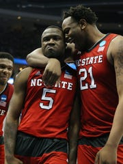 North Carolina State pulled of the tournament's biggest